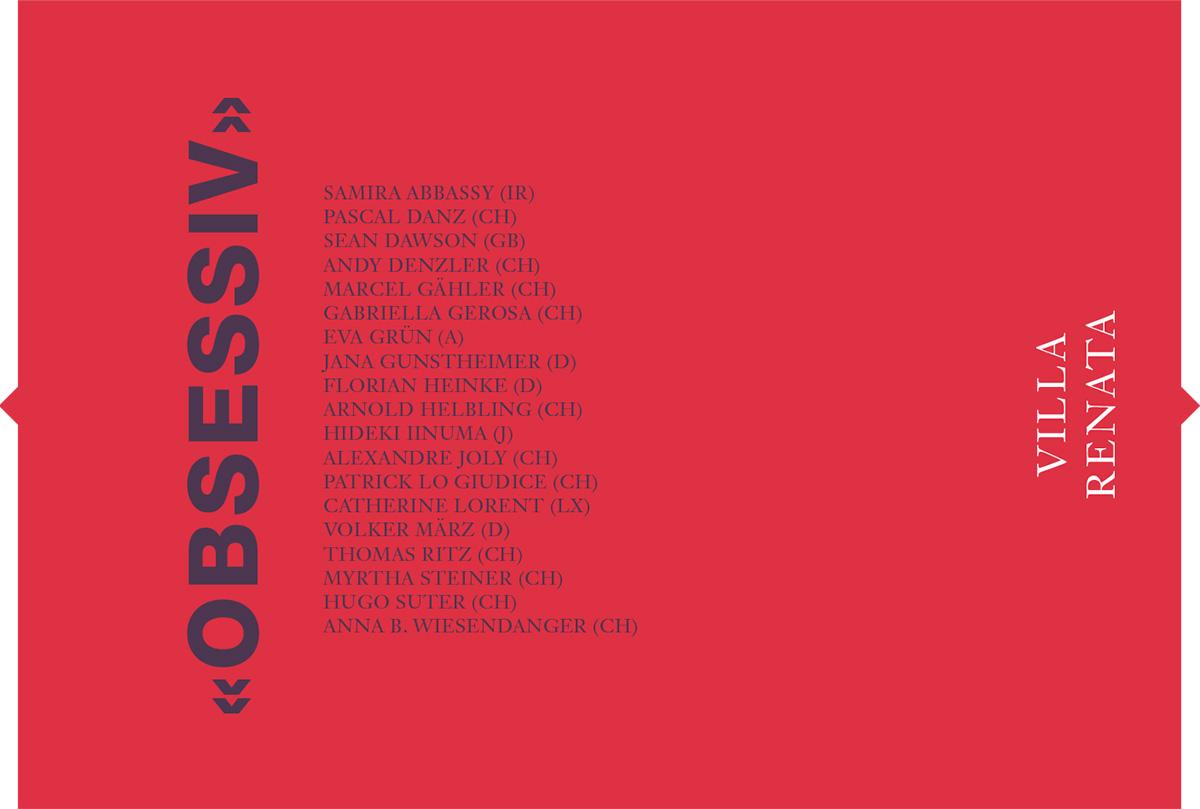 «Obsessiv», 2014